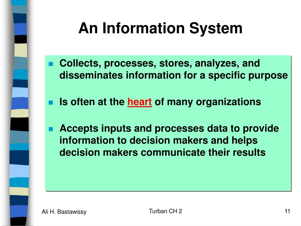 An Information System