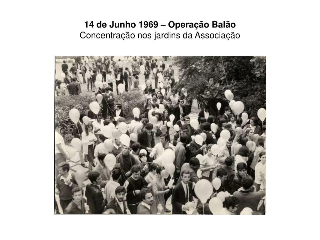 14 de Junho 1969 – Operação Balão