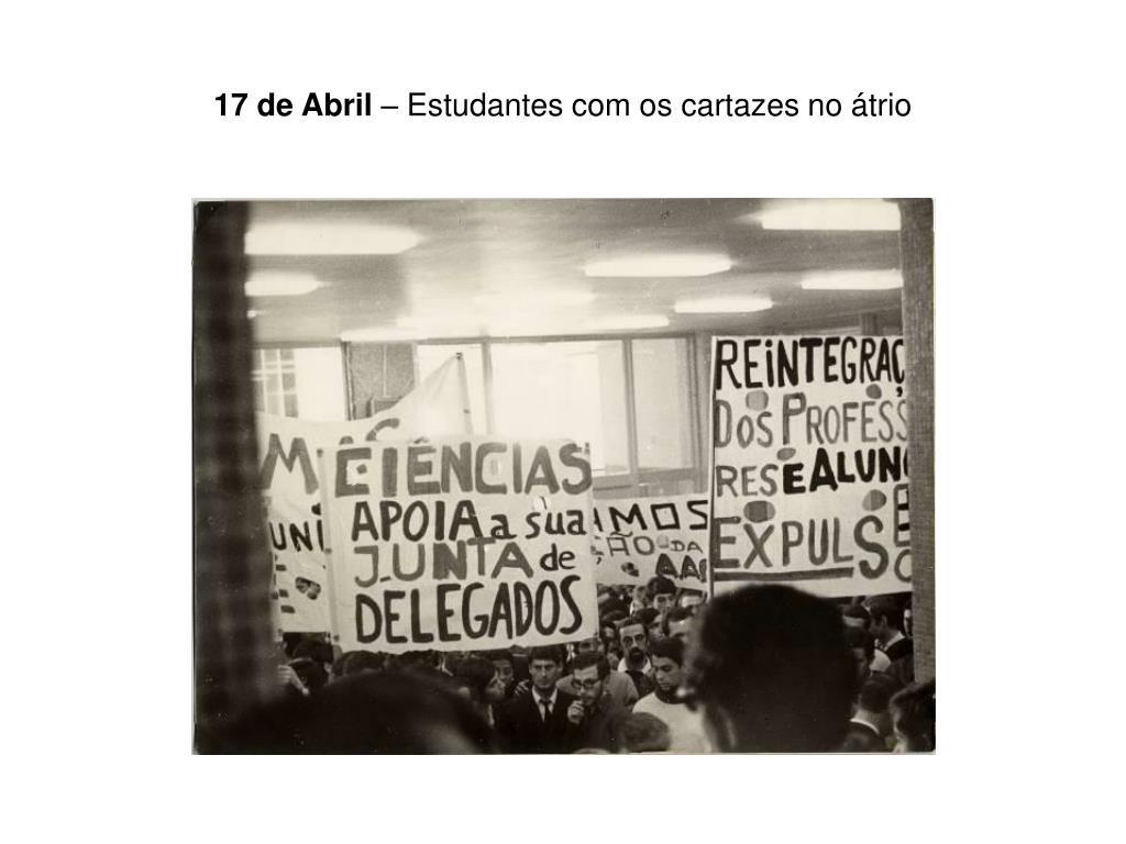 17 de Abril