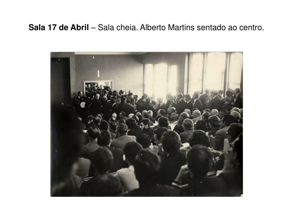 Sala 17 de Abril