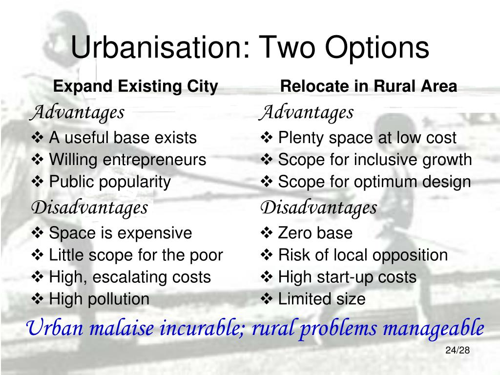 Expand Existing City