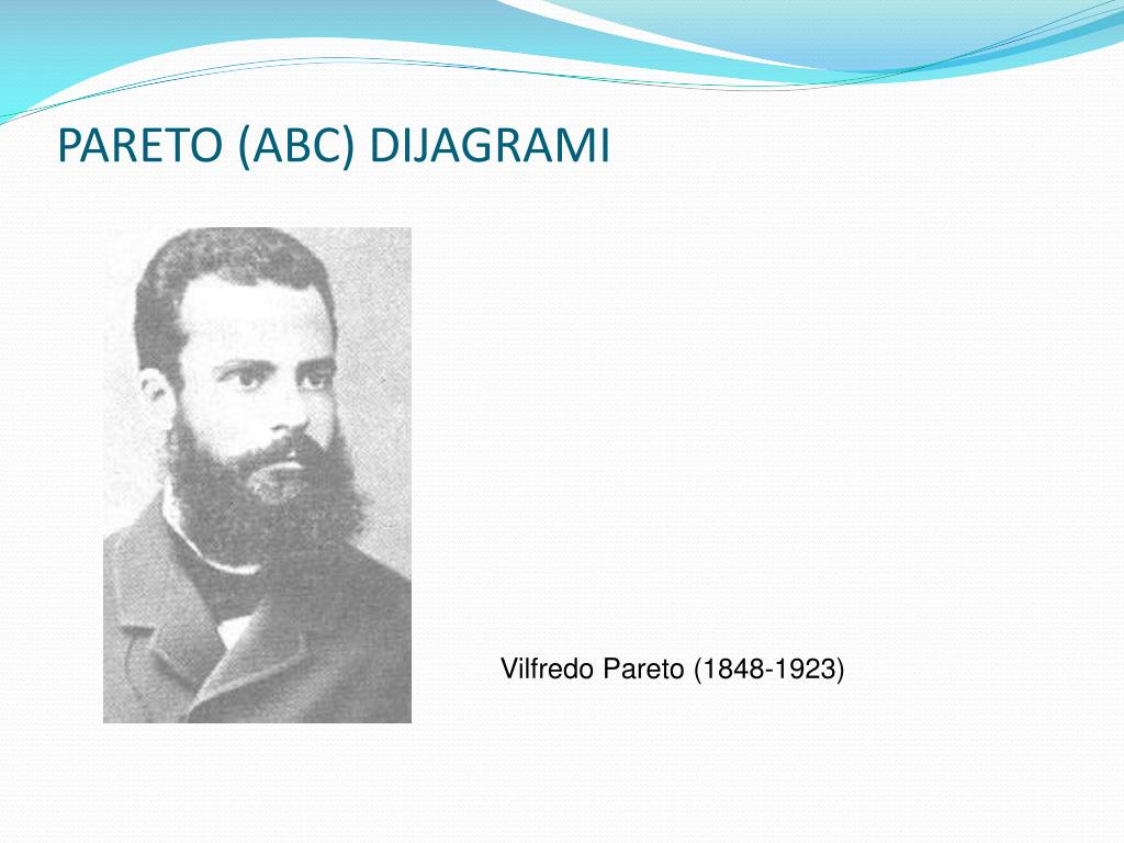PARETO (ABC) DIJAGRAMI