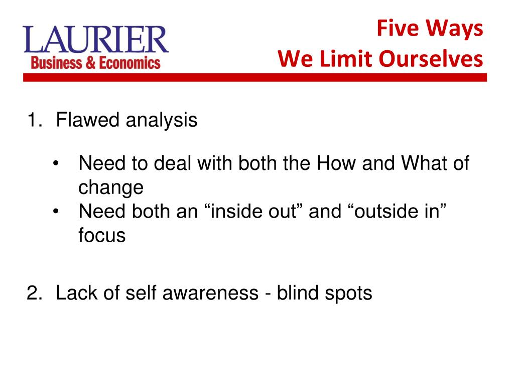 Five Ways