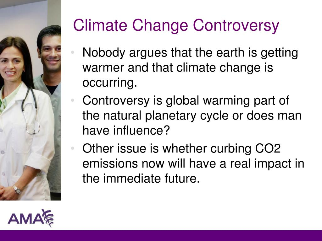 Climate Change Controversy