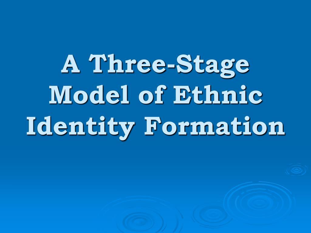 Phinney Ethnic Identity Development 83