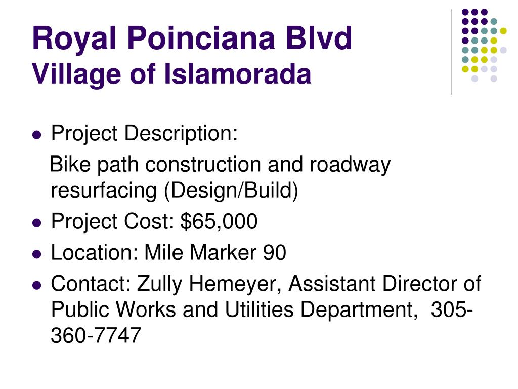 Royal Poinciana Blvd