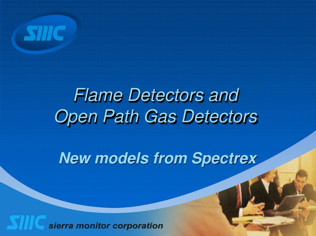 Flame Detectors and