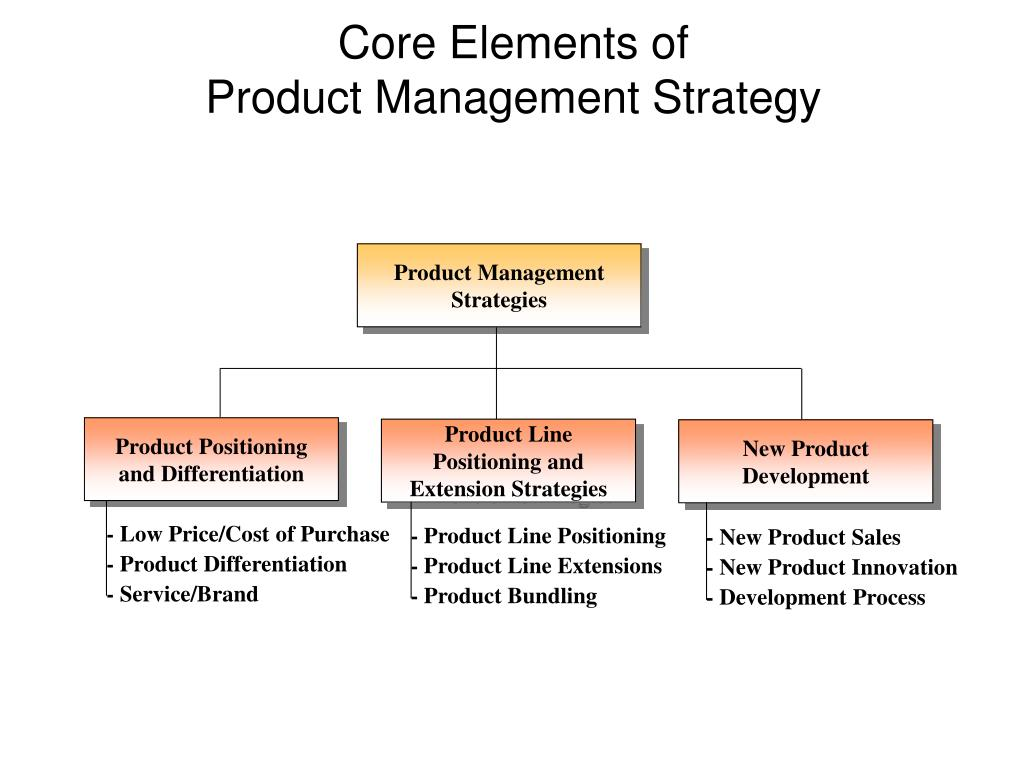 Product Management Strategies