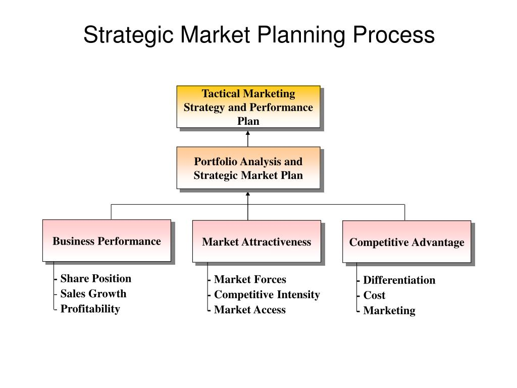 Tactical Marketing Strategy and Performance Plan