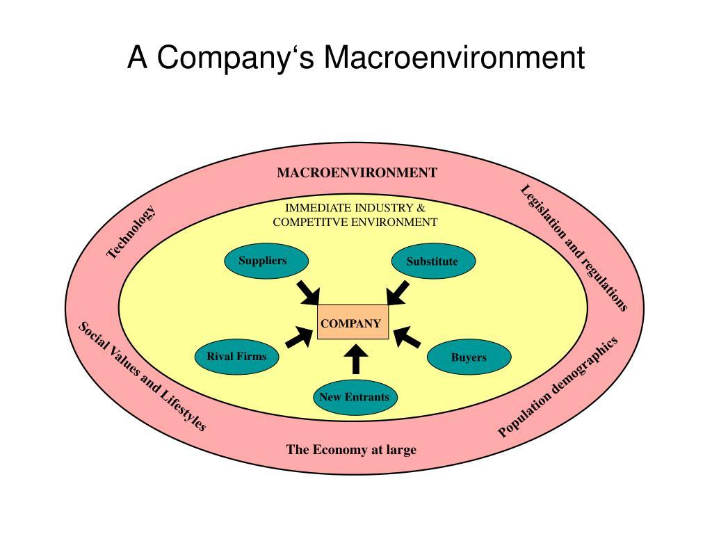 MACROENVIRONMENT