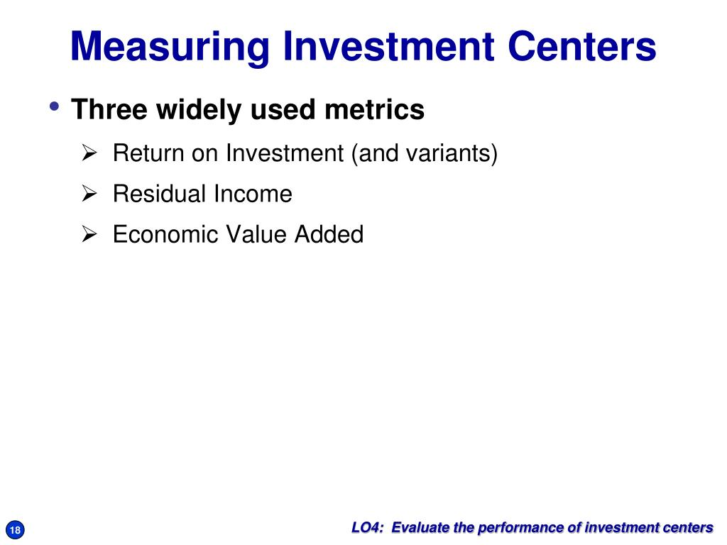 Three widely used metrics