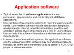application software11