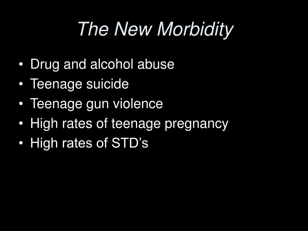 The New Morbidity