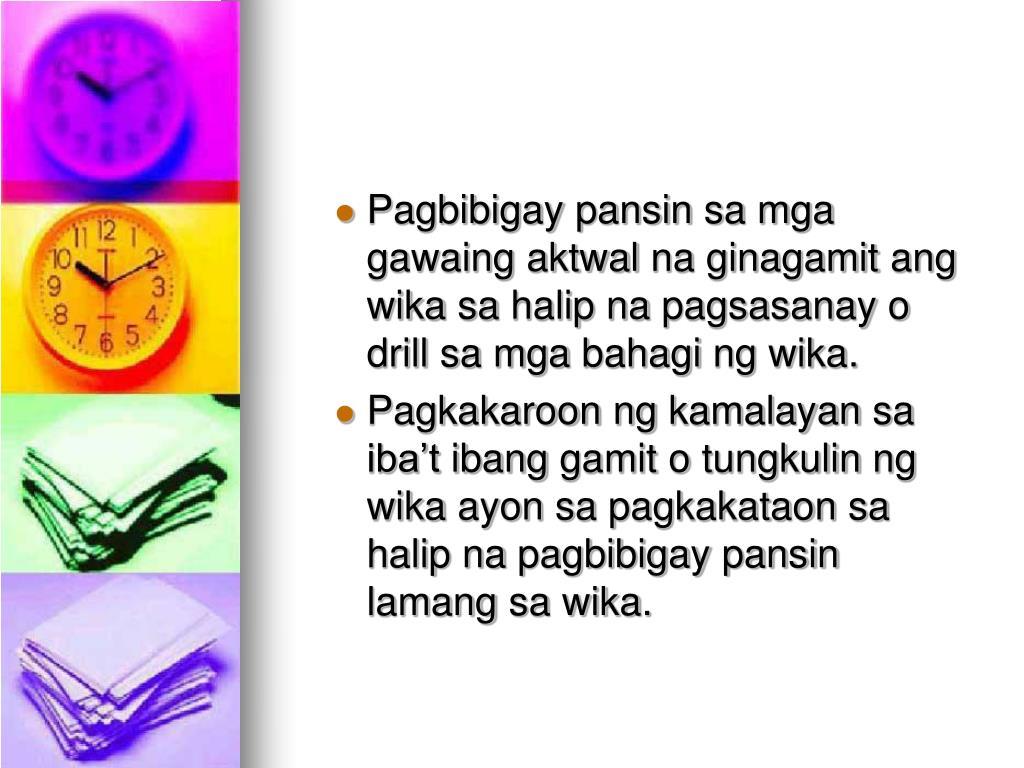 Pagbibigay