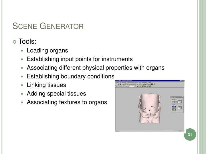 Scene Generator