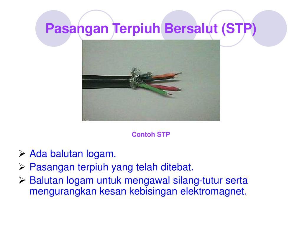 Pasangan Terpiuh Bersalut (STP)