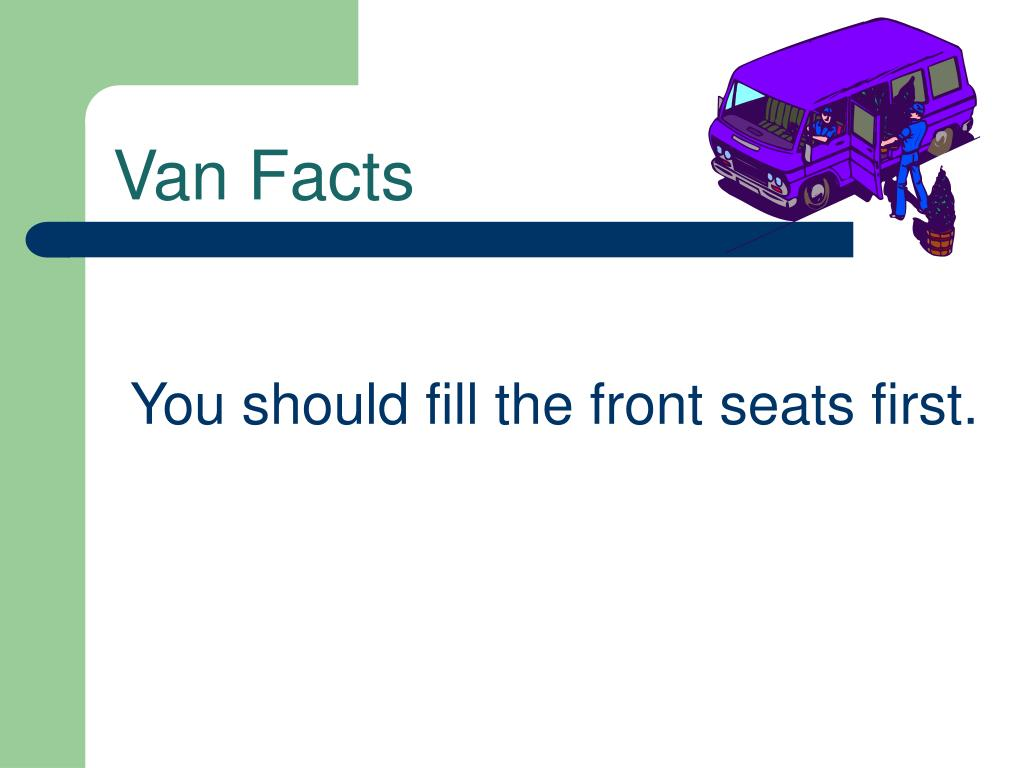 Van Facts