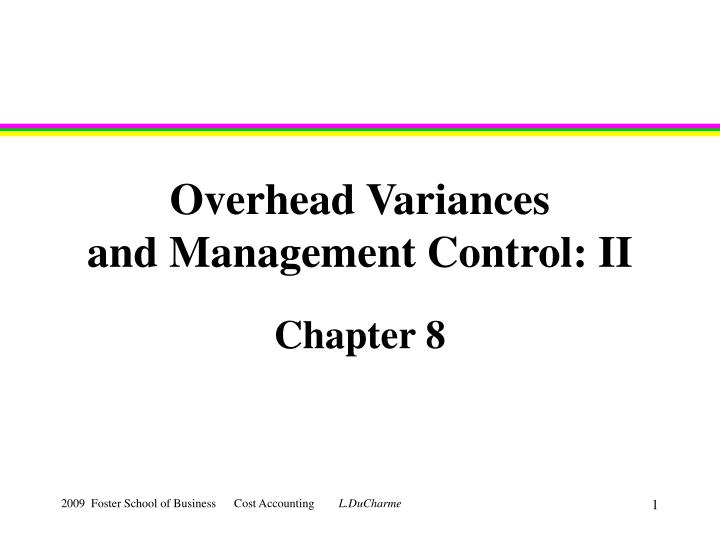 Overhead variances and management control ii l.jpg