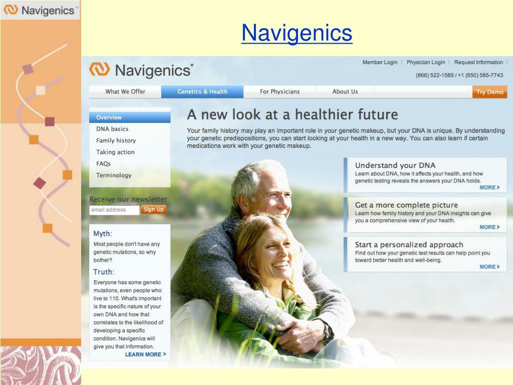 Navigenics
