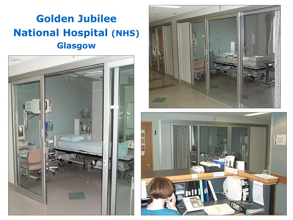 Golden Jubilee National Hospital