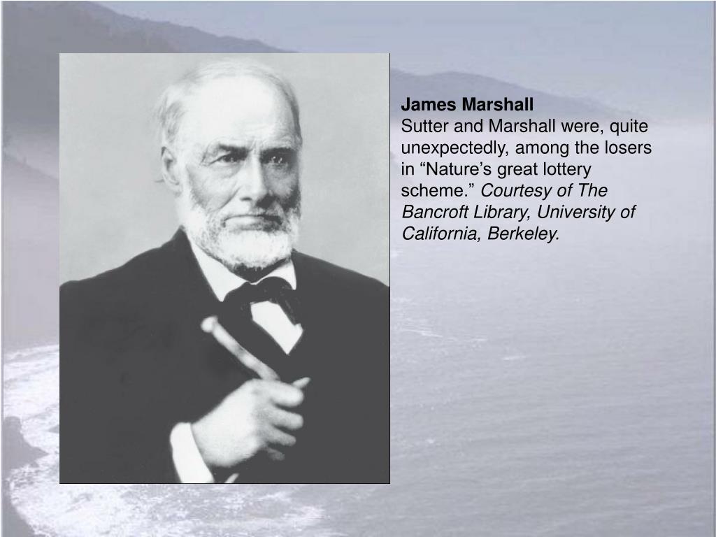 James Marshall