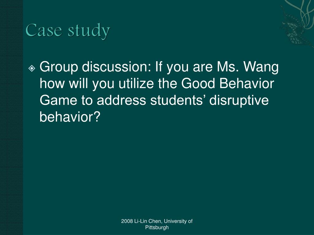 case study of behavorism and how Free essay: john watson psyc 210 suzanne peniche case study after reading this case study and looking at the facts concerning this situation, i would.