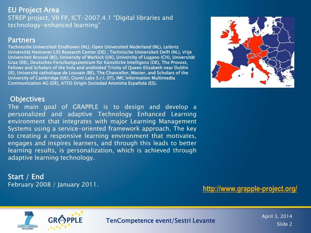 EU Project Area