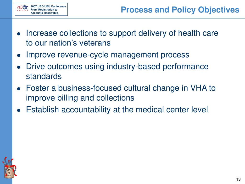Process and Policy Objectives