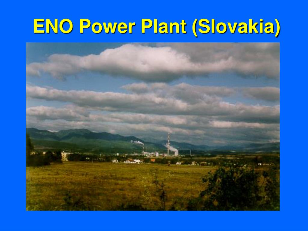 ENO Power Plant (Slovakia)