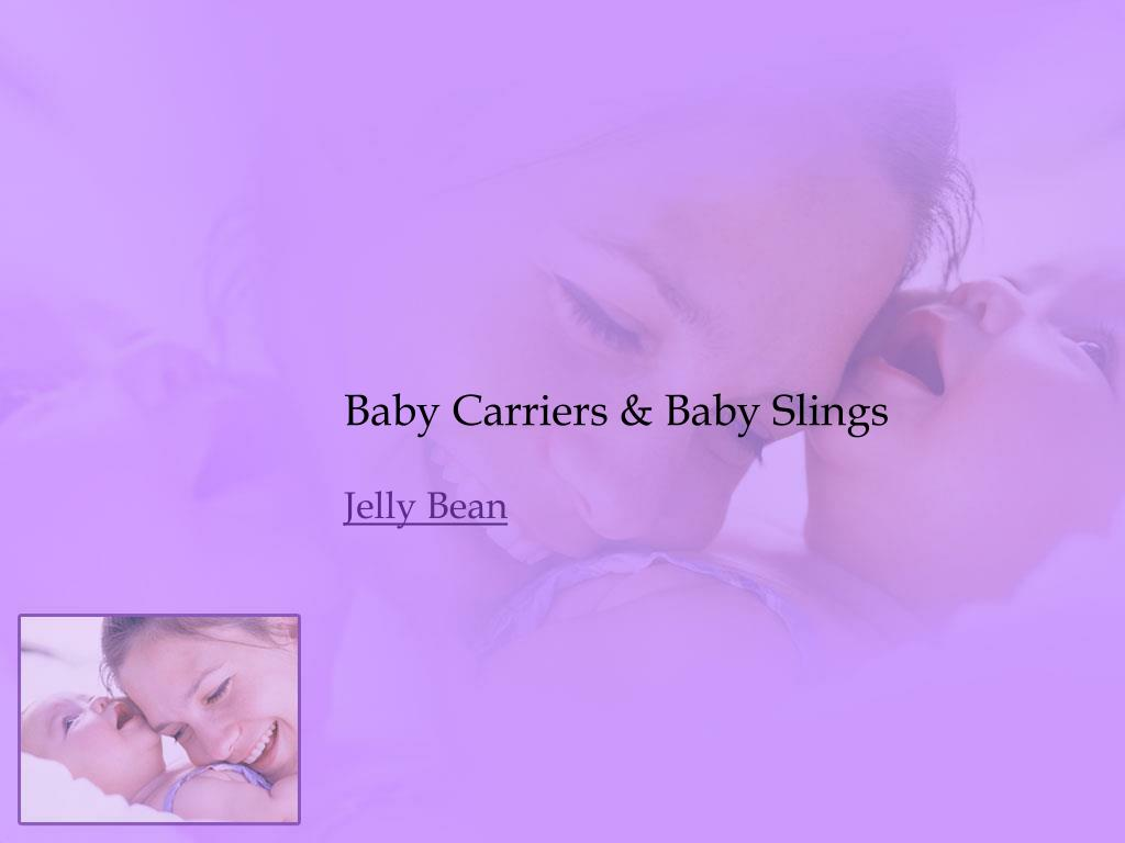 Baby Carriers & Baby Slings