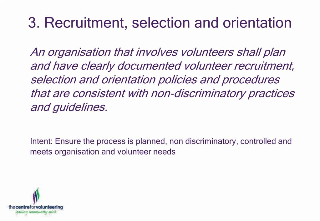 recruitment selection and induction • types of recruitment methods and selection processes • induction • training and the human resource management function — the employment cycle.