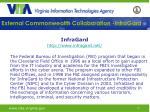 external commonwealth collaboration infragard