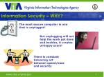 information security why3