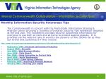 internal commonwealth collaboration information security tools