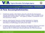 internal commonwealth collaboration is council22