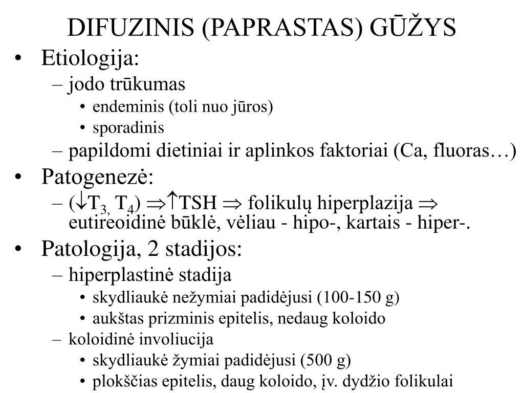 DIFUZINIS (PAPRASTAS) GŪŽYS