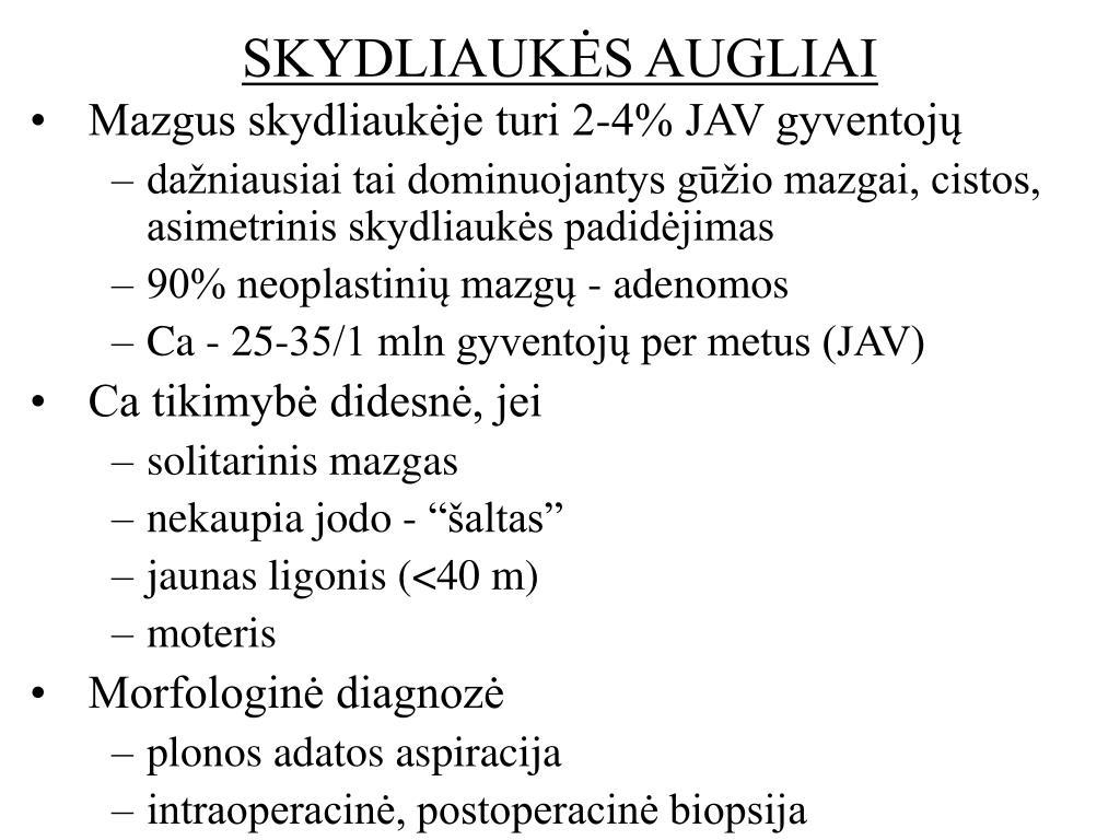 SKYDLIAUKĖS AUGLIAI