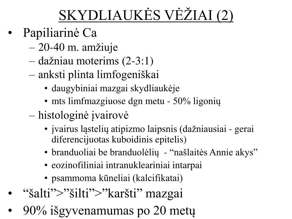 SKYDLIAUKĖS VĖŽIAI (2)