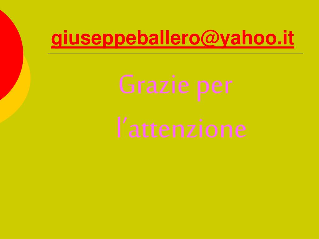 giuseppeballero@yahoo.it