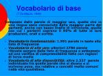 vocabolario di base t de mauro 1989