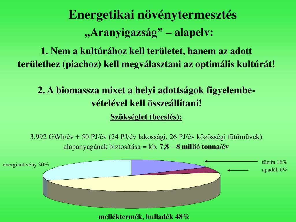 Energetikai növénytermesztés