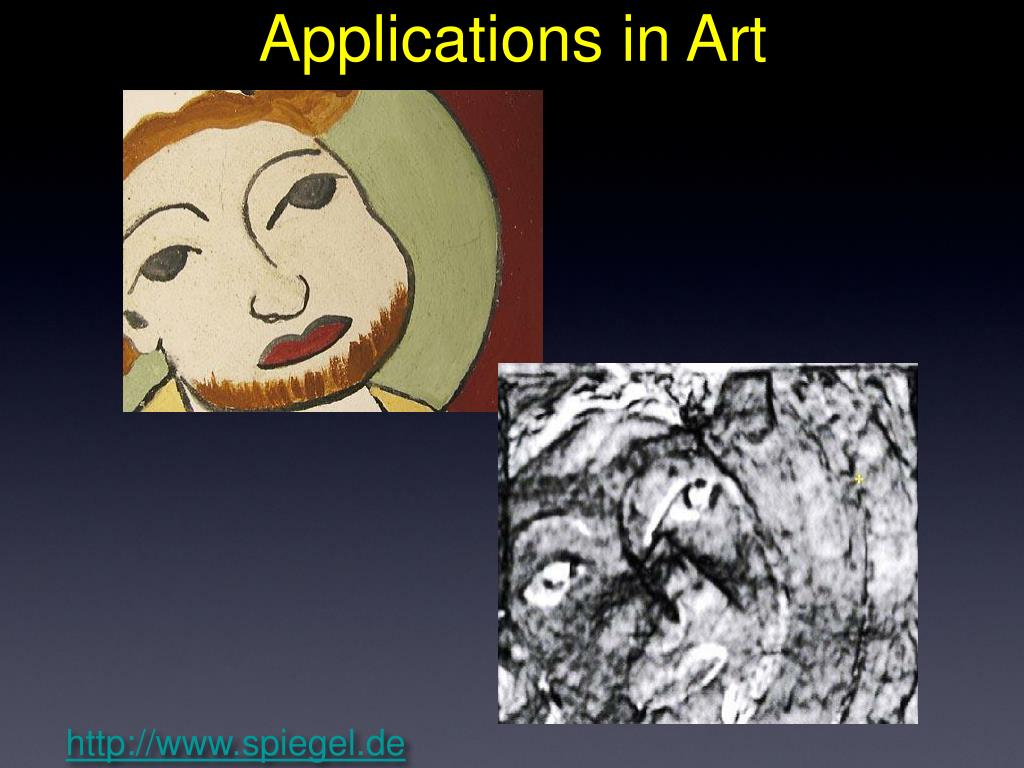 Applications in Art