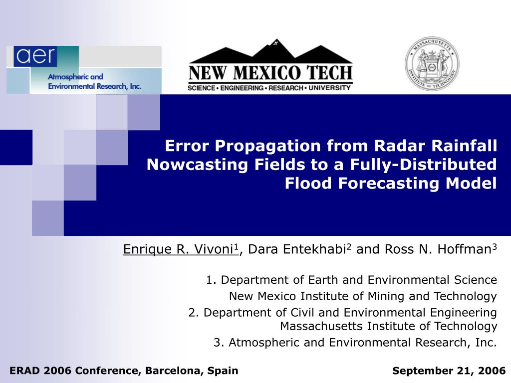 Error Propagation from Radar Rainfall Nowcasting Fields to a Fully-Distributed Flood Forecasting Model