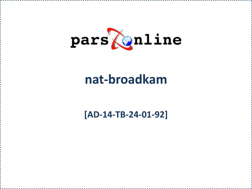 nat-broadkam
