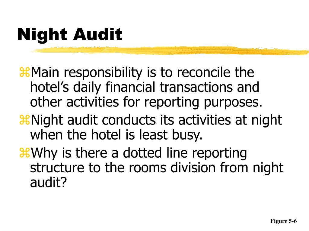 Night Audit