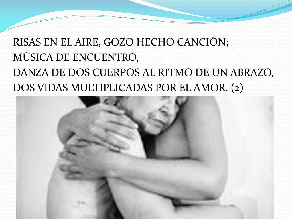 RISAS EN EL AIRE, GOZO HECHO CANCIÓN;