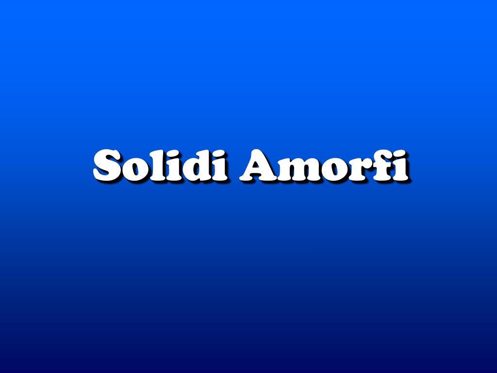 Solidi
