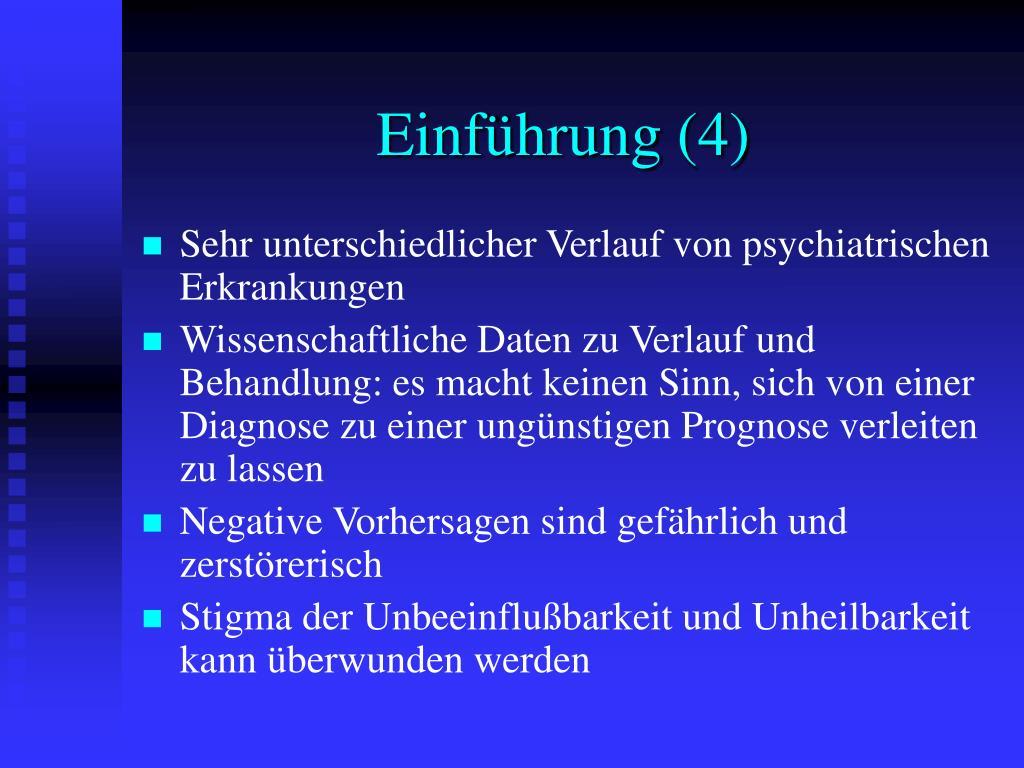 Einführung (4)