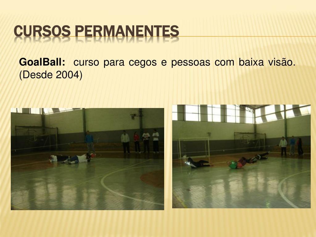 GoalBall:
