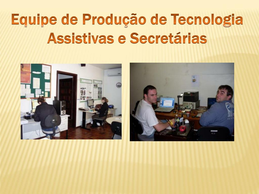 Equipe de Produção de Tecnologia A
